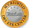 Tearlab Accredited